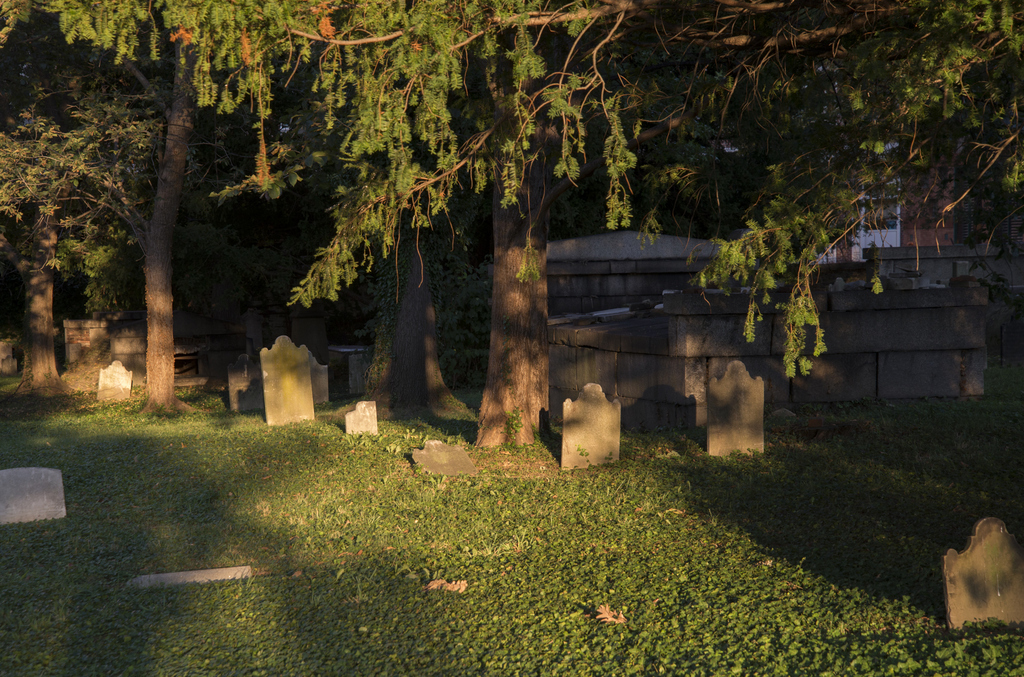 Old St. Paul's Cemetery (2015)