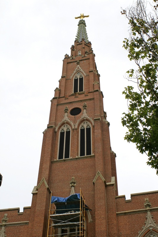 Spire, St. Alphonsus Church (2012)