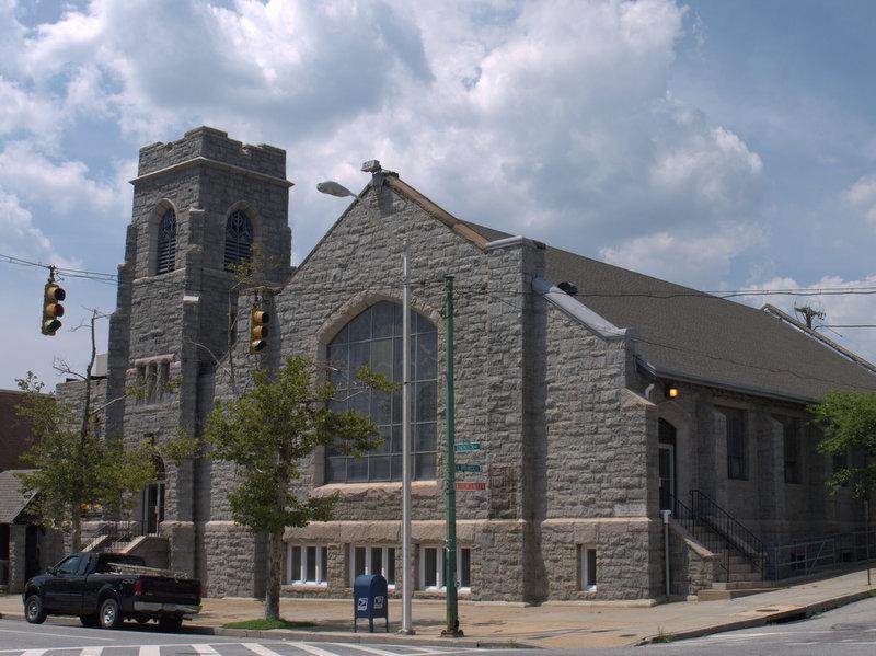 Perkins Square Baptist Church (2010)