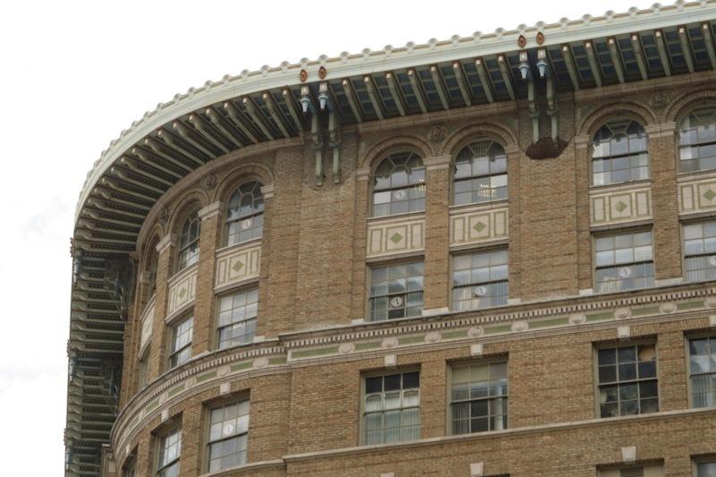 Cornice Detail, Nancy S. Grasmick Building (2012)