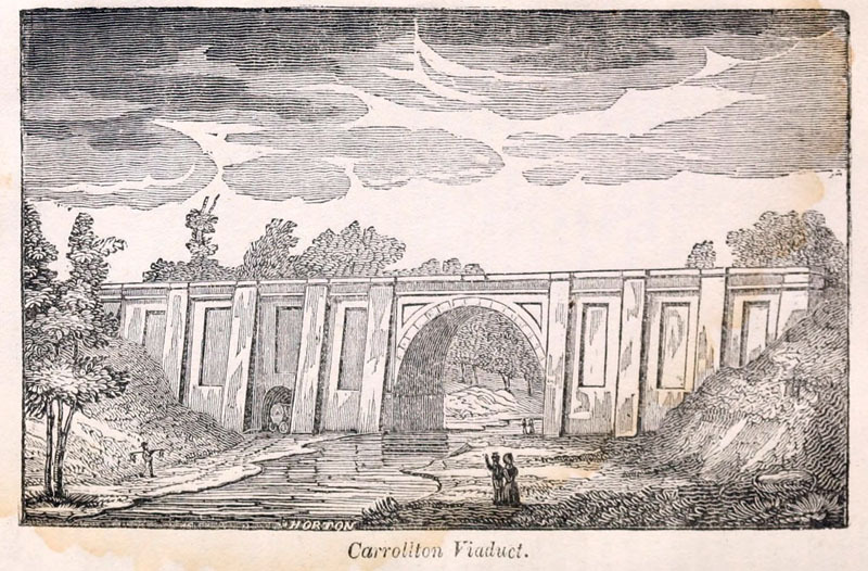 Carrollton Viaduct (c. 1833)