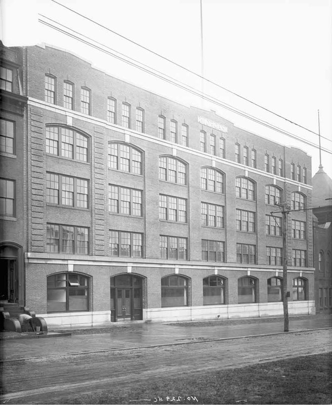 Morgan Mill Work Company (1920)