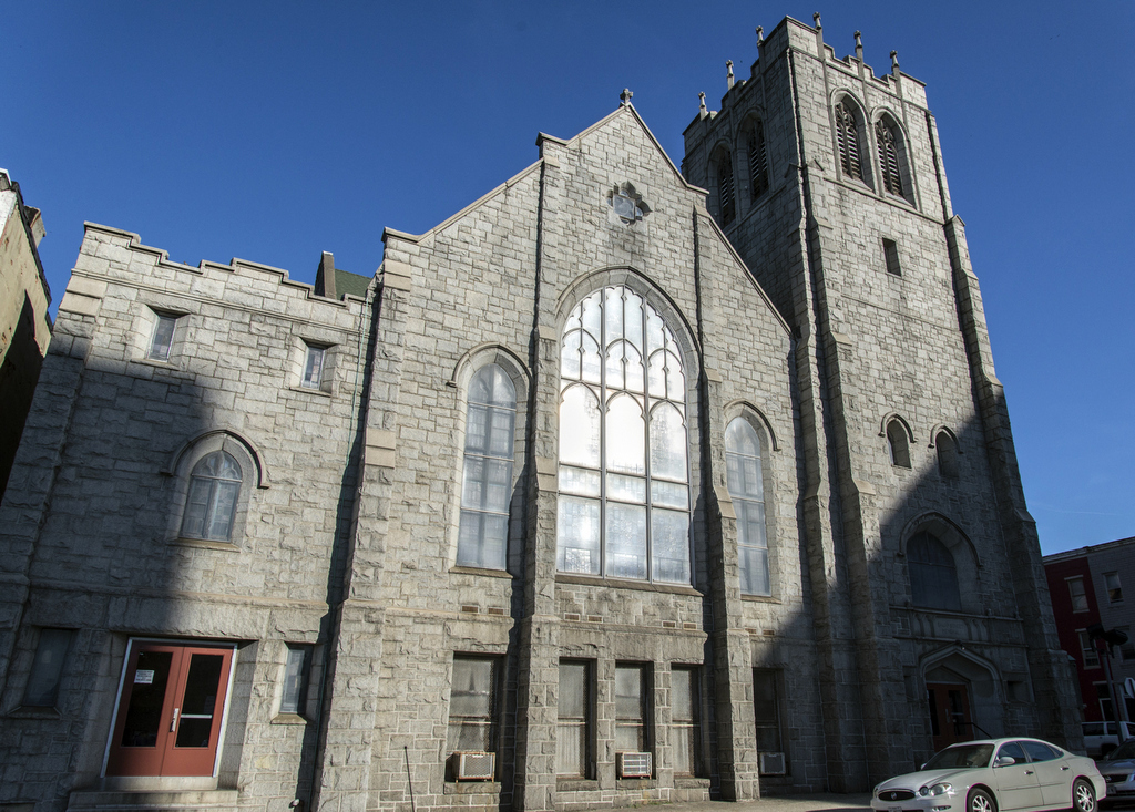 Sharp Street Memorial United Methodist Church