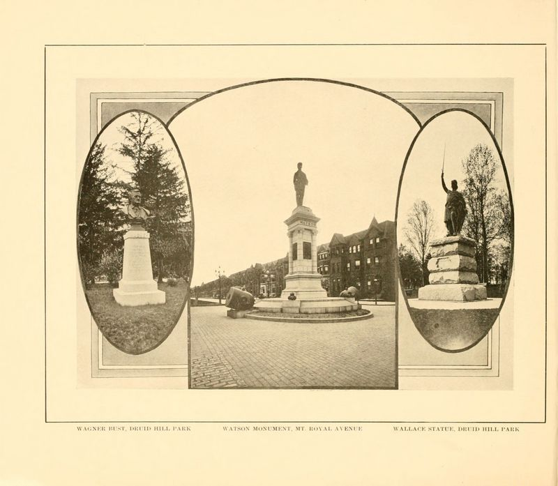 Watson Monument