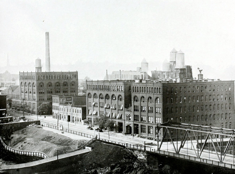 Crown Cork & Seal Factory (c. 1914)