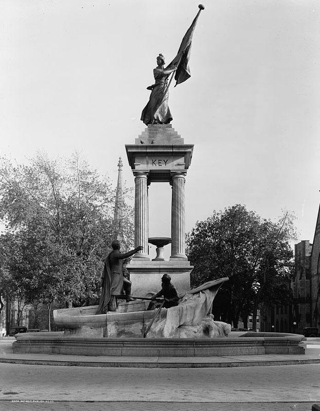 Key Monument (c. 1910)