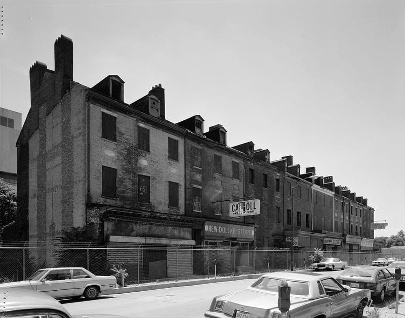 Pascault Row (1980)