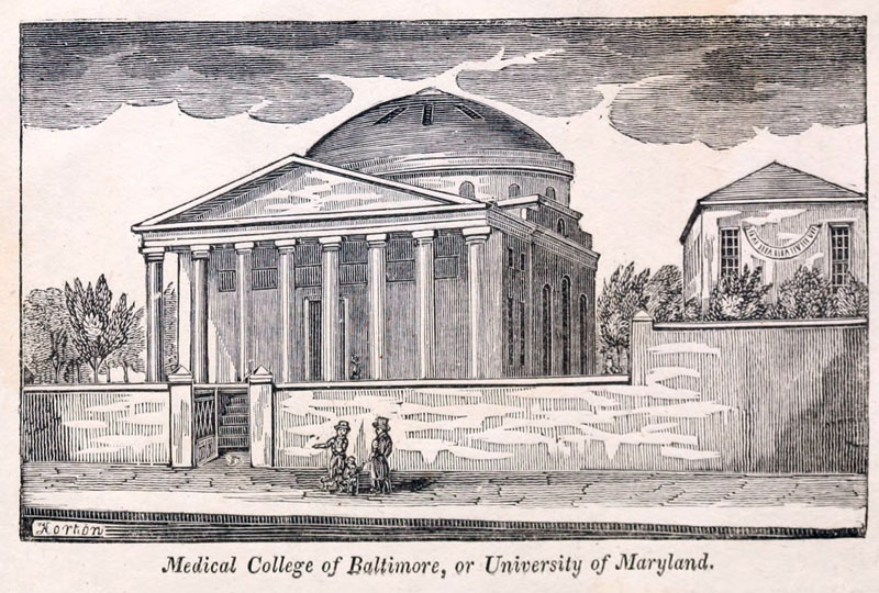 University of Maryland (1833)