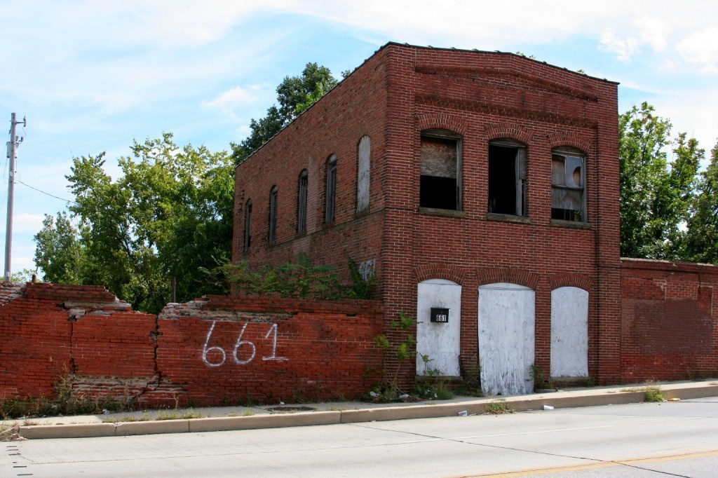 Former Alma Manufacturing Company Building