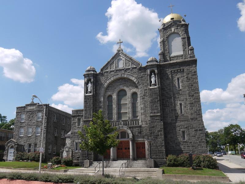 St. Bernardine's Roman Catholic Church