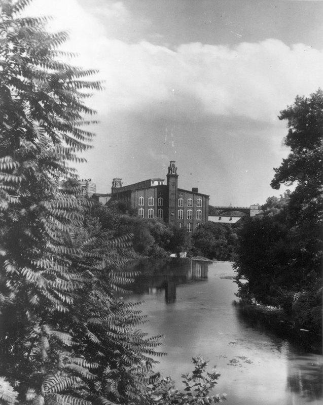 Mt. Vernon Mill (1886)