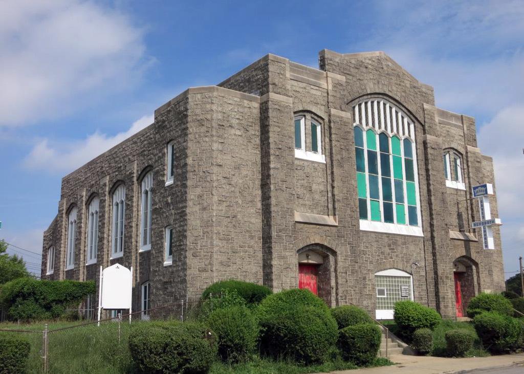 Rehoboth Church of God in Christ Jesus Apostolic (2014)