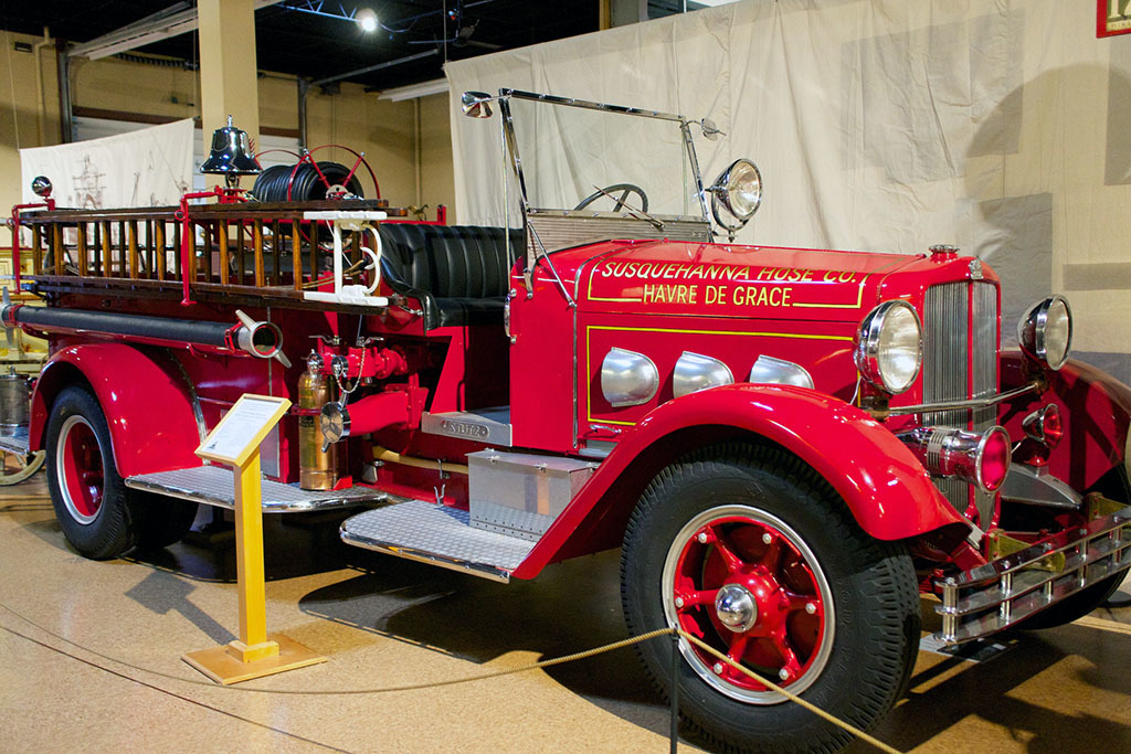 Susquehanna Hose Co. Havre De Grace Fire Truck