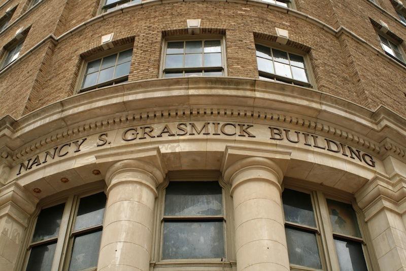 Detail, Nancy S. Grasmick Building (2012)