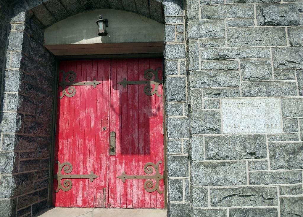 Door, Rehoboth Church of God in Christ Jesus Apostolic (2014)