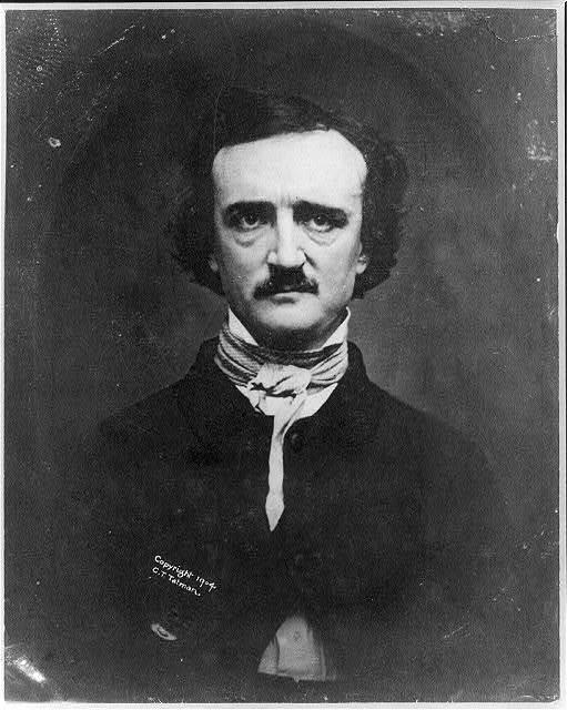 Edgar Allen Poe (1848)