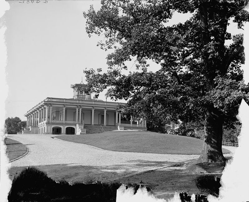 Druid Hill Park Mansion (c. 1900)