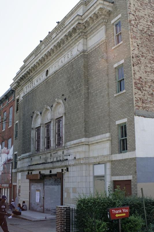 Parkway Theatre (2012)