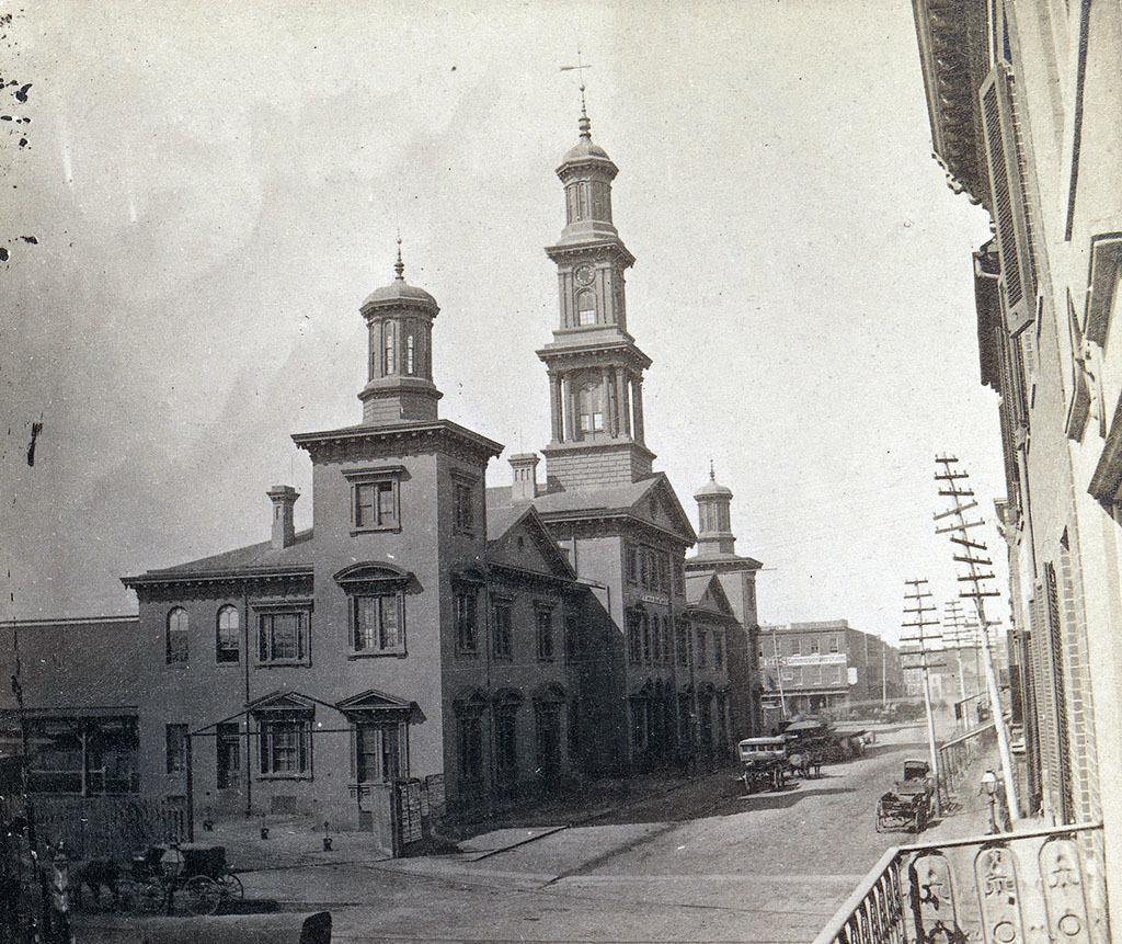 Camden Station, 1872