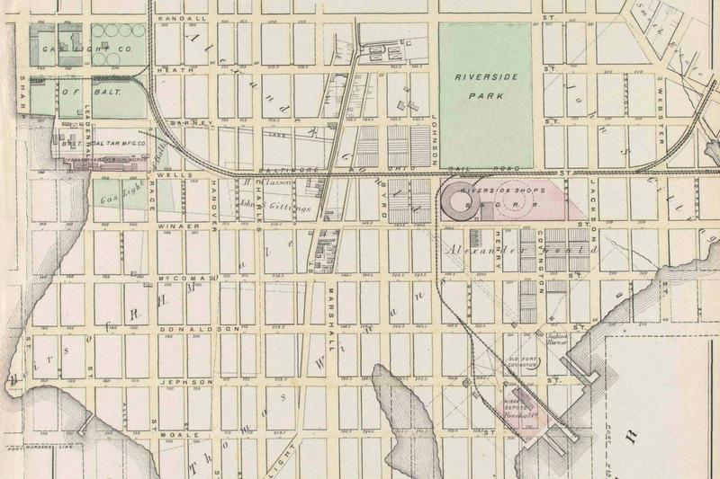 Riverside Park (1876)