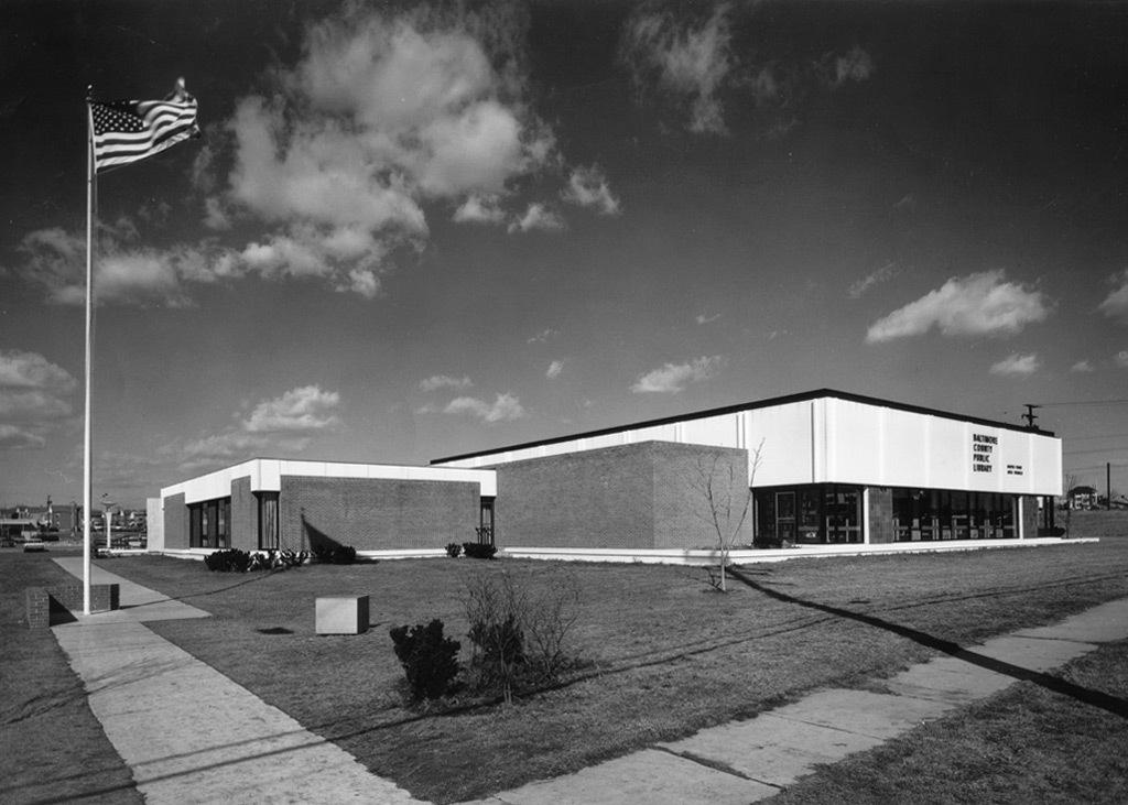 BCPL North Point Branch (1965)