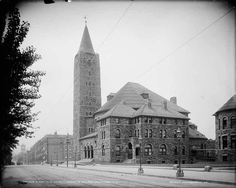 First Methodist Episcopal Church (c. 1900)