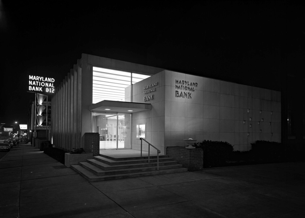 Maryland National Bank (1965)
