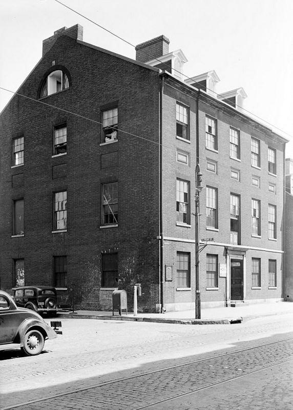 Carroll Mansion (1936)