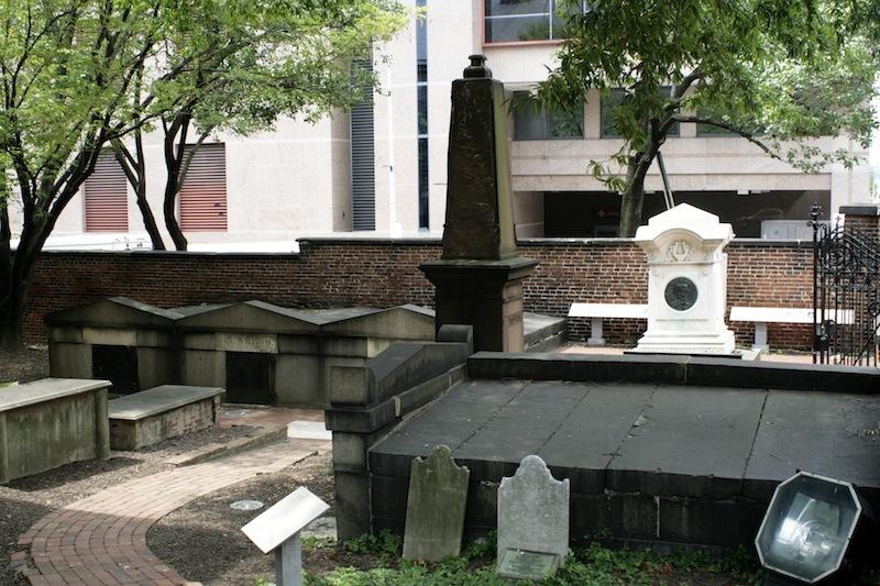 Westminster Burying Ground (2012)