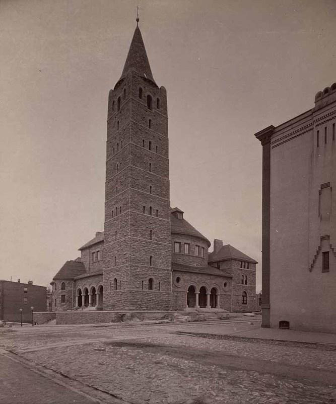 First Methodist Episcopal Church (c. 1887-95)