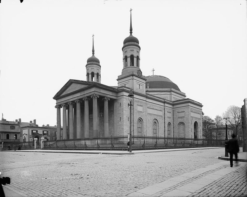 Baltimore Cathedral (c. 1902)