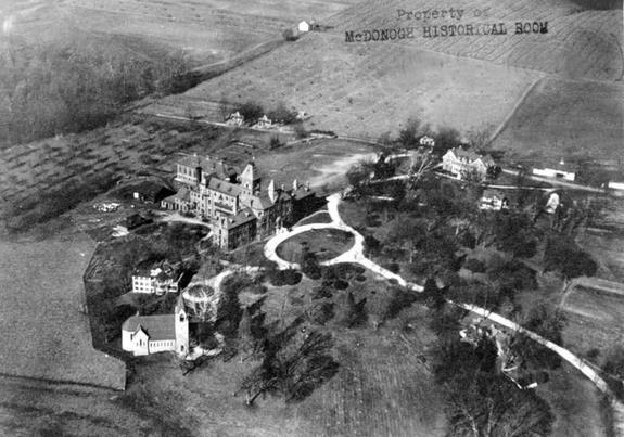 McDonogh School (c. 1930)