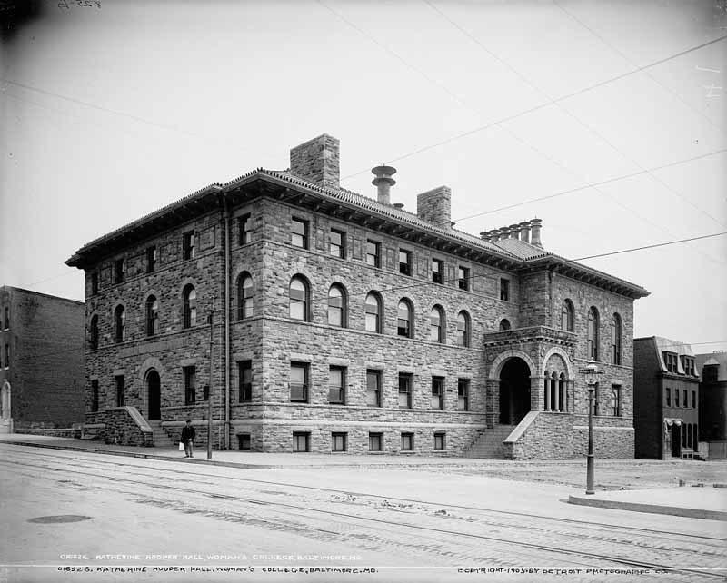 Katherine Hooper Hall (1903)