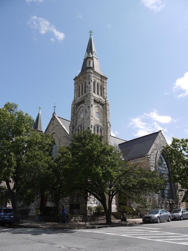 Brown Memorial Presbyterian Church (2012)