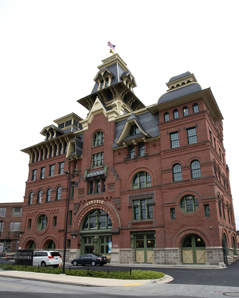 American Brewery Building, 2015