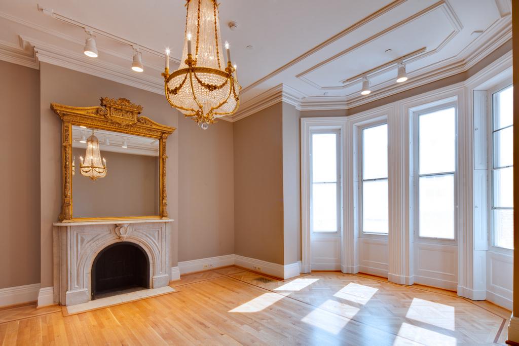 Room, Lillie Mae Carroll Jackson Museum (2012)