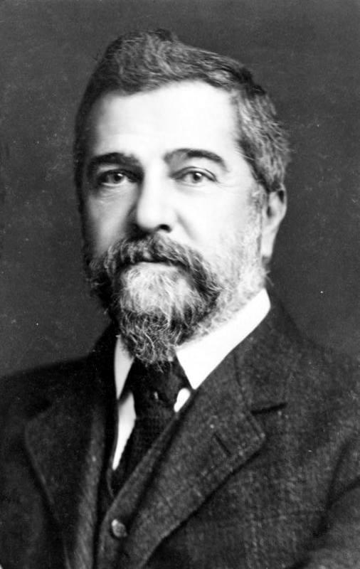 Louis C. Tiffany (c. 1908)