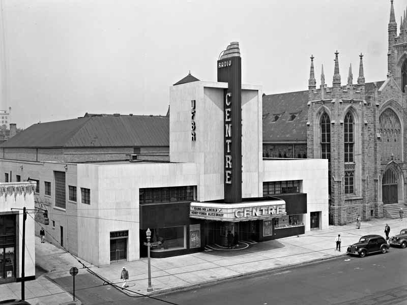 Centre Theatre (1939)