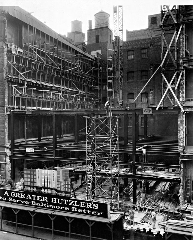 Hutzler Tower Building (1941)