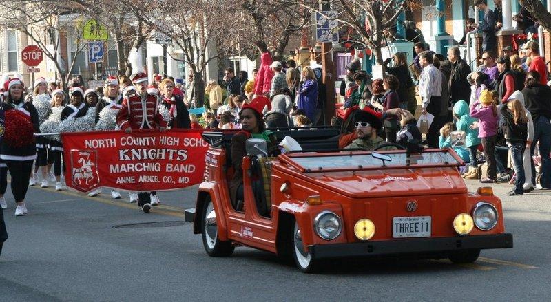 Mayor's Christmas Parade (2012)