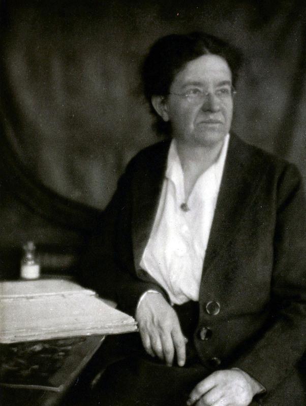 Florence Rena Sabin (1922)