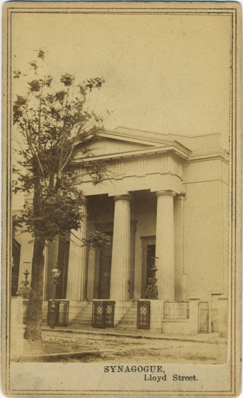 Lloyd Street Synagogue (c. 1864)