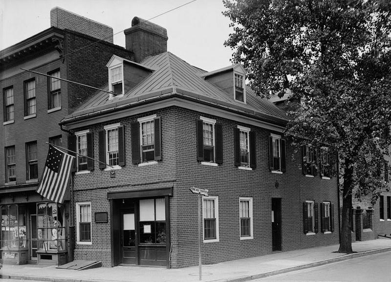 Flag House (1936)