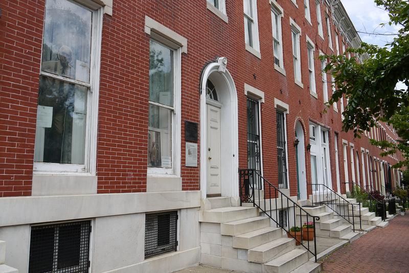 H.L. Mencken House