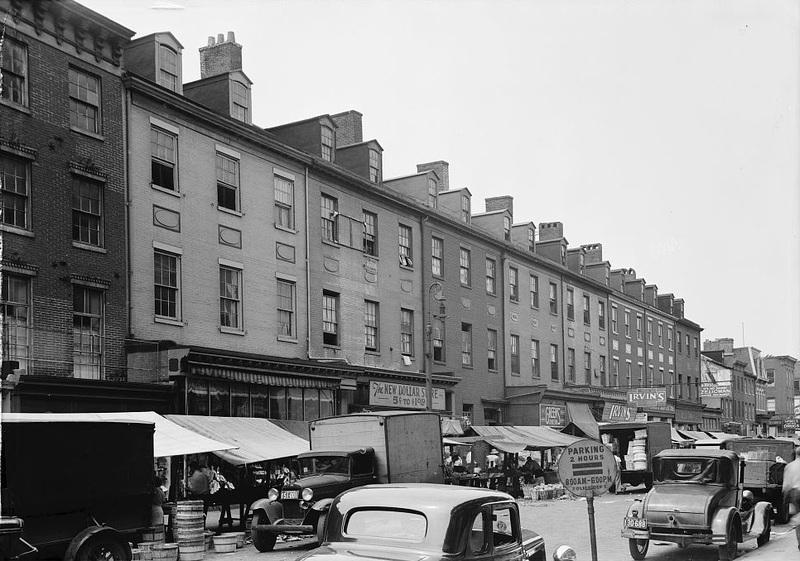 Pascault Row (1936)