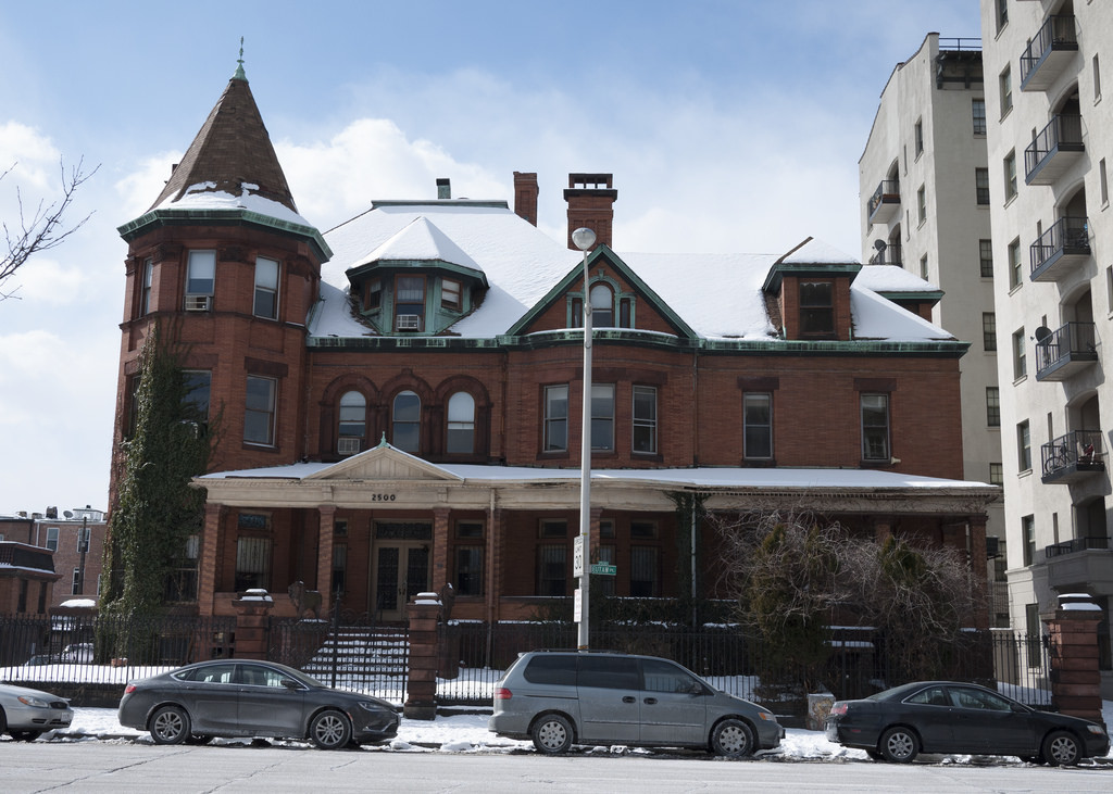 Front, Emerson Mansion (2015)