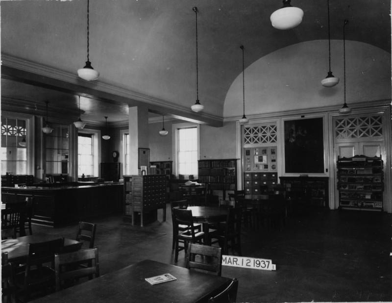 Enoch Pratt Hampden Branch (1937)