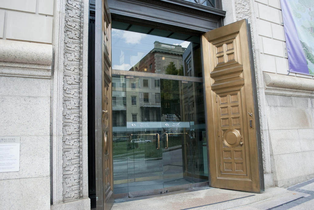 Entrance, Walters Art Museum