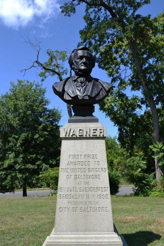 Wagner Bust (2011)