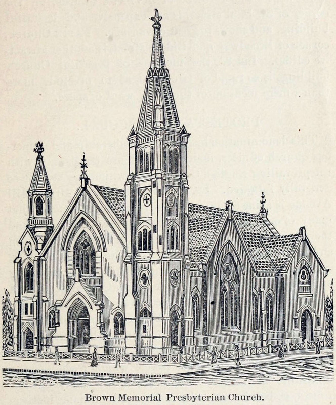 Brown Memorial Presbyterian Church (1888)